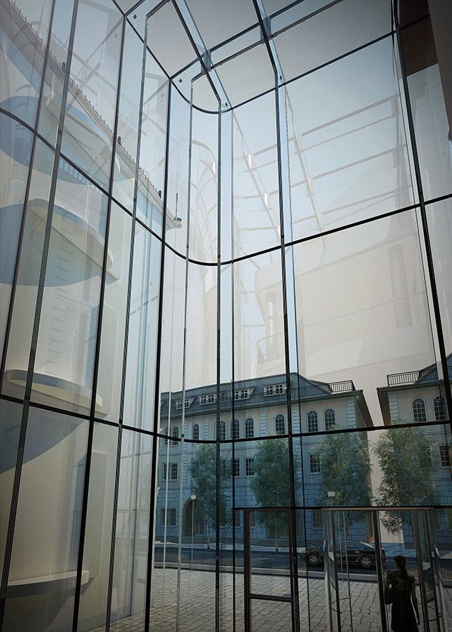Supporting Glass Facade : Structural glass facades glasscon gmbh architectural
