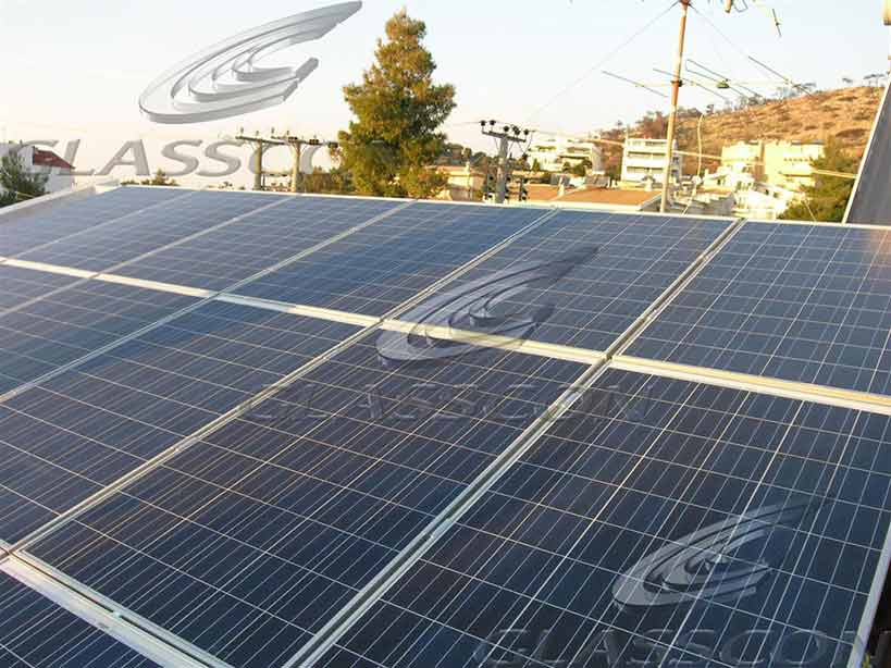 On Grid Residential Photovoltaic System With A Capacity Of