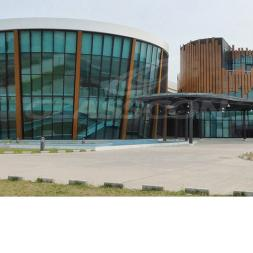 Ballistic Curved 3.500 sqm Building Envelope in Congo