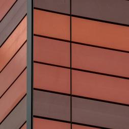 Ceramic clay tiles/Terracotta cladding & rainscreens