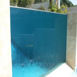 Pool Windows - Pool Glass Floors & Pool Glass Walls