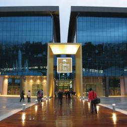 Shopping Mall & Business Center