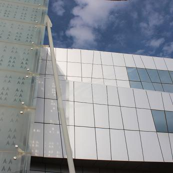 ACP cladding - Aluminium Composite Panels