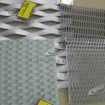 Aluminium Decorative Architectural Meshes