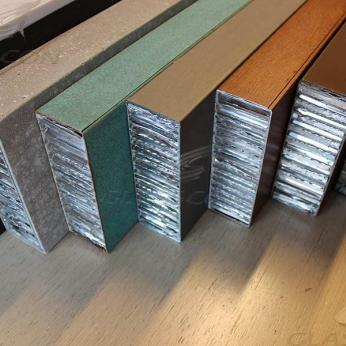 Aluminium Honeycomb/Core Sandwich Panels