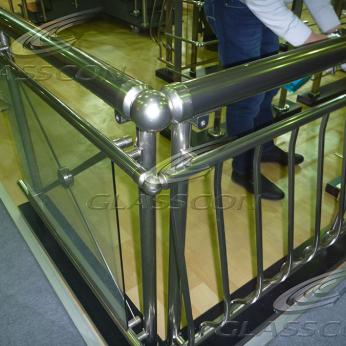 Architectural Metal & Glass Rails