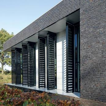 Folding, Sliding, Rotating Shades & Shutters - Screening
