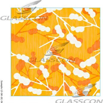 Fritted Glass - Screen Printed & Digital Printed Glass