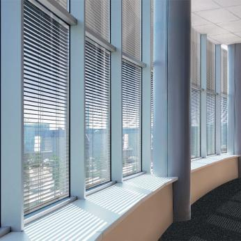 Interior Solar Shades & Blinds