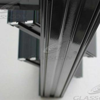 Motorized Louver Windows for Ventilation - Smoke Vents