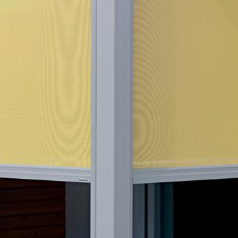 Window Awnings with ZIP Guidance