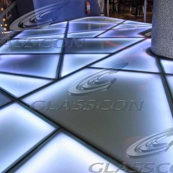 Illuminated Glass Floor & Walkways