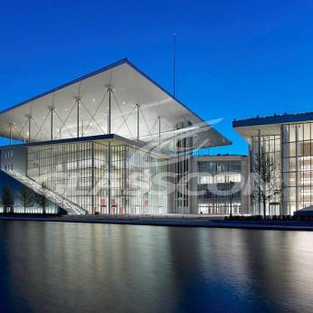 RENZO PIANO - SNFCC Foundation Cultural Center