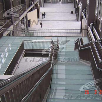 Planetarium Curtain Walls, Glass Floors, Walkways & Bridges