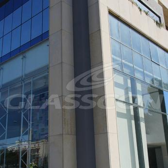 Spider Glass Curtain Wall on Steel Substructure Truss Glasscon 17.jpg