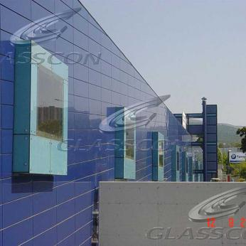 Exhibition Center Building Façades (ACP & Glass)