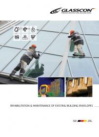 GLASSCON Building Envelope Rehabilitation & Maintenance