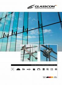 GLASSCON Structural & Spider Glass Curtain Walls