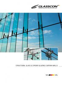 Structural & Spider Glass Curtain Walls