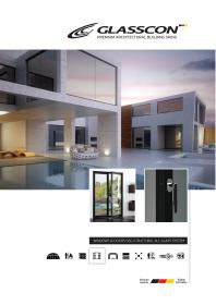 GLASSCON Windows & Doors Structural Glazing System GSG